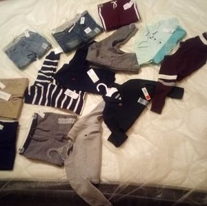 Size 2t winter clothes
